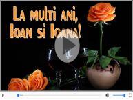 Felicitare muzicala de Sfintii Vasile, Grigore si Ioan!