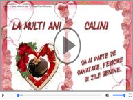 La multi ani, Calin!