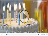 Happy Birthday to you, Draga Cumatru!