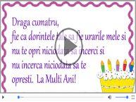 La multi ani, Draga Cumatru!