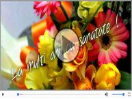 Felicitare muzicala de zi de nastere! Melodia: La multi ani versiunea originala!