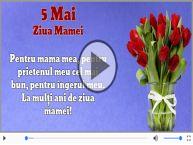 5 Mai - Ziua Mamei -La multi ani pentru toate mamele!