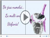 La multi ani, Stefania!