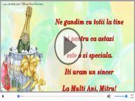La Multi Ani, Mitru!